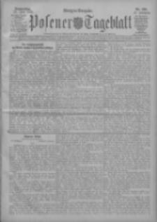 Posener Tageblatt 1908.06.25 Jg.47 Nr293