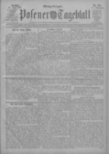 Posener Tageblatt 1908.06.26 Jg.47 Nr296