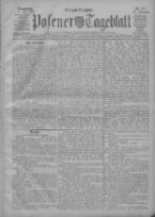 Posener Tageblatt 1908.07.09 Jg.47 Nr317