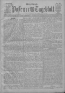 Posener Tageblatt 1908.07.09 Jg.47 Nr318