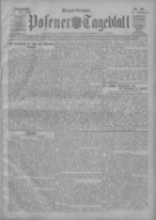 Posener Tageblatt 1908.07.11 Jg.47 Nr321