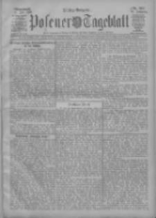 Posener Tageblatt 1908.07.11 Jg.47 Nr322