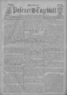 Posener Tageblatt 1908.07.14 Jg.47 Nr326