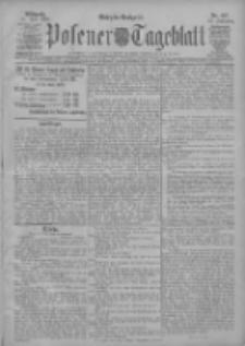 Posener Tageblatt 1908.07.15 Jg.47 Nr327