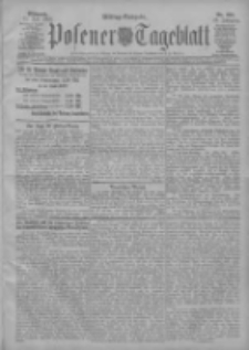 Posener Tageblatt 1908.07.15 Jg.47 Nr328