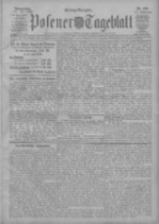 Posener Tageblatt 1908.07.16 Jg.47 Nr330
