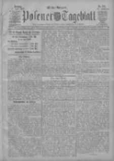 Posener Tageblatt 1908.07.17 Jg.47 Nr332