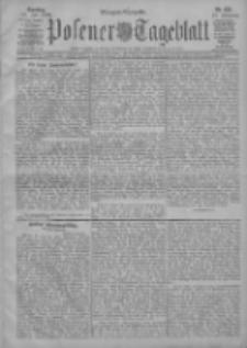 Posener Tageblatt 1908.07.19 Jg.47 Nr335