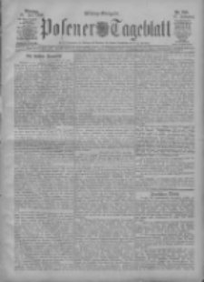 Posener Tageblatt 1908.07.20 Jg.47 Nr336
