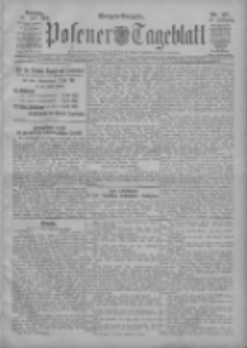 Posener Tageblatt 1908.07.21 Jg.47 Nr337
