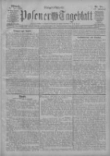 Posener Tageblatt 1908.07.22 Jg.47 Nr339