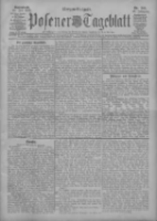 Posener Tageblatt 1908.07.25 Jg.47 Nr345