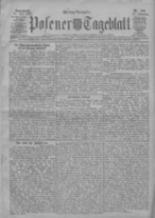 Posener Tageblatt 1908.07.25 Jg.47 Nr346