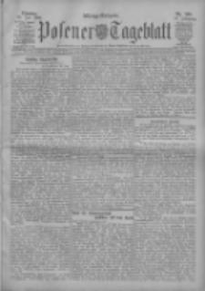 Posener Tageblatt 1908.07.28 Jg.47 Nr350
