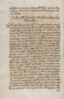 Listy do [...] senatorow większych przed sejmikiem deputackim, Warszawa 09.08.1613