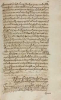 Votum [...] Jana] Zamosczkiego arcibiskupa lwowskiego [1613]
