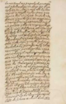Copia listu do cesarza [Macieja] od KJM [Zygmunta III] po zwroceniu się [...] [Andrzeja] Lipskiego ktory w legatiey od KJM do cesarza iezdzieł Anno 1613
