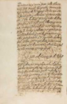 List od wezyra do KJMci [Zygmunta III], Na polach Sylistryjskich [1614]