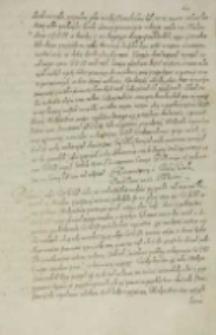 [Mikołaj Zebrzydowski do Zygmunta III w tejże sprawie, Lanckorona 19.07.1604]