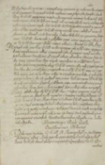 [Mikołaj Zebrzydowski do Zygmunta III, b. m. d. 1606]