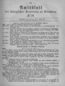 Amtsblatt der Königlichen Preussischen Regierung zu Bromberg. 1879.03.07 No.10