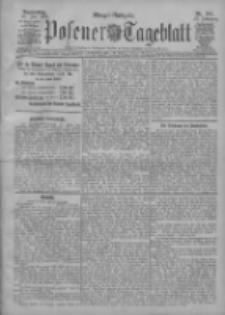 Posener Tageblatt 1908.07.30 Jg.47 Nr353