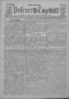 Posener Tageblatt 1908.07.30 Jg.47 Nr354