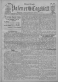Posener Tageblatt 1908.07.31 Jg.47 Nr355
