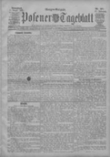 Posener Tageblatt 1908.08.01 Jg.47 Nr357