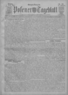 Posener Tageblatt 1908.08.02 Jg.47 Nr359