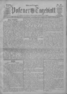 Posener Tageblatt 1908.08.04 Jg.47 Nr361