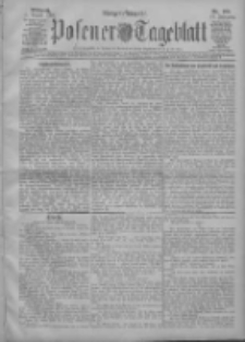 Posener Tageblatt 1908.08.05 Jg.47 Nr363
