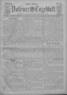 Posener Tageblatt 1908.08.06 Jg.47 Nr365