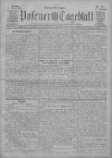Posener Tageblatt 1908.08.07 Jg.47 Nr367