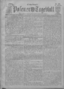 Posener Tageblatt 1908.08.07 Jg.47 Nr368