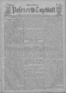 Posener Tageblatt 1908.08.11 Jg.47 Nr374