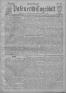 Posener Tageblatt 1908.08.12 Jg.47 Nr375