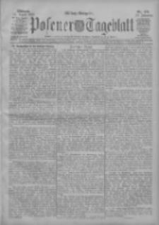 Posener Tageblatt 1908.08.12 Jg.47 Nr376