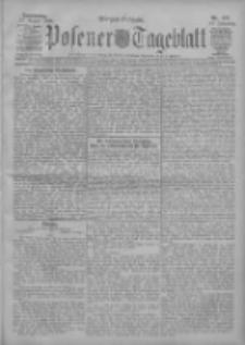 Posener Tageblatt 1908.08.13 Jg.47 Nr377