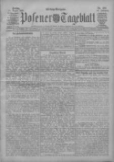 Posener Tageblatt 1908.08.14 Jg.47 Nr380