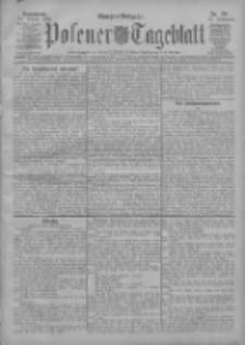 Posener Tageblatt 1908.08.15 Jg.47 Nr381