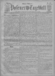 Posener Tageblatt 1908.08.19 Jg.47 Nr387