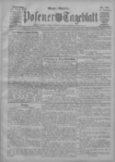 Posener Tageblatt 1908.08.20 Jg.47 Nr389