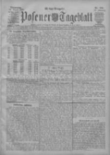 Posener Tageblatt 1908.08.20 Jg.47 Nr390