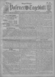 Posener Tageblatt 1908.08.21 Jg.47 Nr391