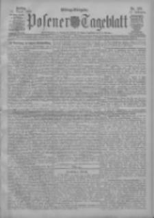 Posener Tageblatt 1908.08.21 Jg.47 Nr392