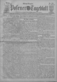Posener Tageblatt 1908.08.24 Jg.47 Nr396