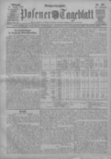 Posener Tageblatt 1908.08.26 Jg.47 Nr399