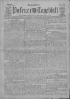 Posener Tageblatt 1908.08.26 Jg.47 Nr400