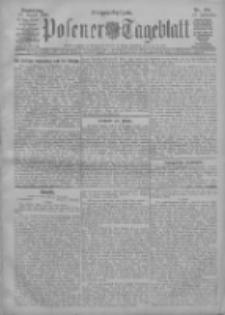 Posener Tageblatt 1908.08.27 Jg.47 Nr401